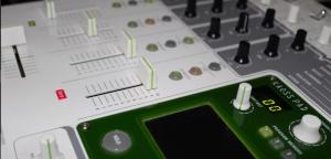 DJ Korg Mixer