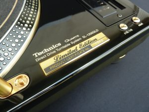 technic 1200 limited edition repair