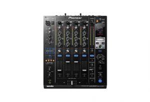 DJ Mixer Parts