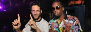 electronic music with guy gerber and puff daddy