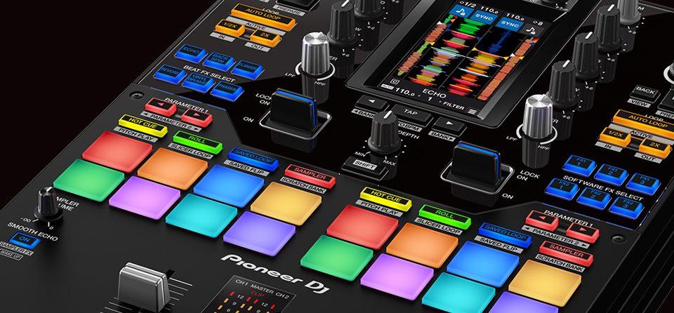 Pioneer DJM S11 DJ Mixer